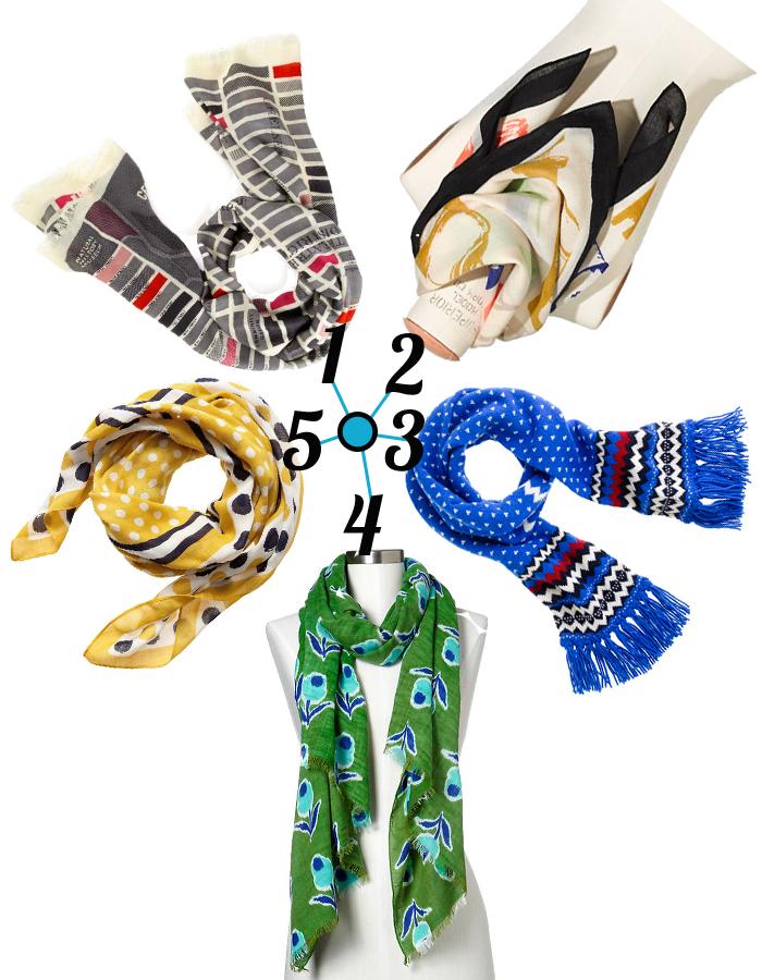 8-scarves