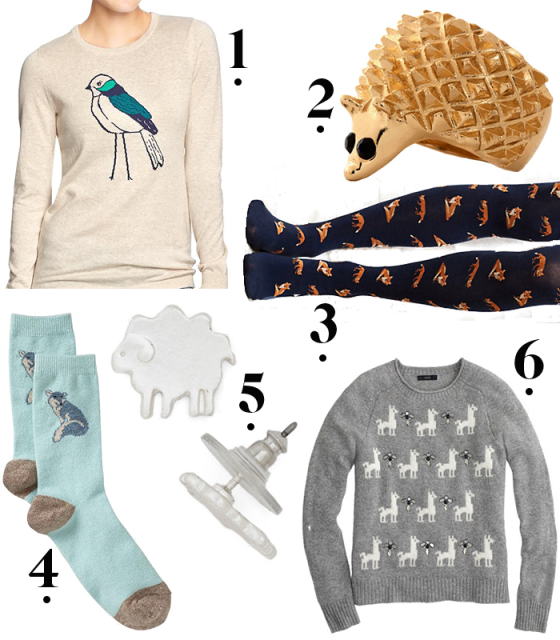 animal clothes | dotted design