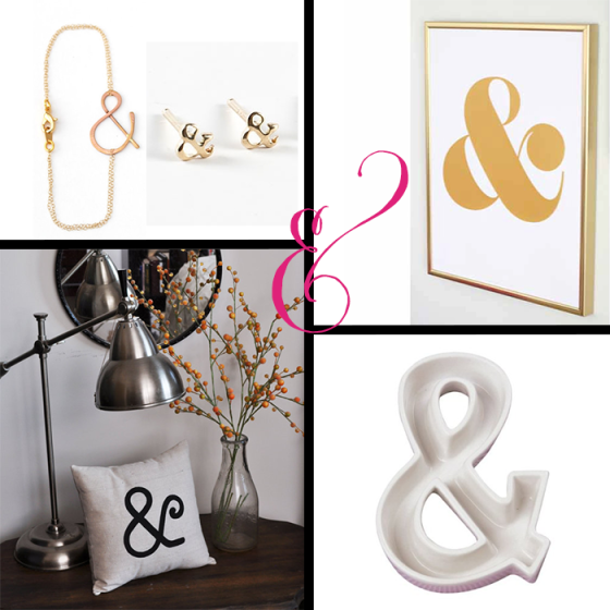 ampersand | dotted design